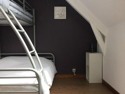 Estran Chambre Violette