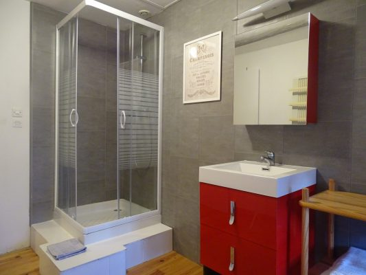 Romantique Salle de bain
